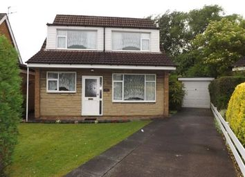 Thumbnail 3 bedroom detached house for sale in Spinney Close, New Longton, Preston
