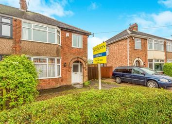 Thumbnail 3 bed semi-detached house for sale in Orchard Road, Birstall, Leicester, Leicestershire