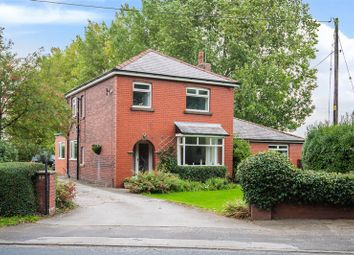 Thumbnail 4 bed detached house for sale in Briars Lane, Lathom, Ormskirk