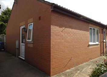Thumbnail 1 bed bungalow for sale in Queen Street, Desborough, Kettering