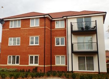 Thumbnail 2 bed flat to rent in Sable Close, Locks Heath, Southampton