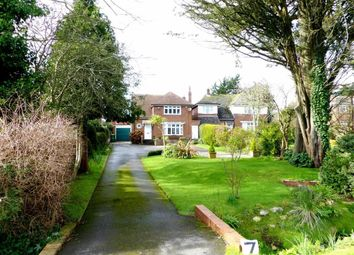 Thumbnail 3 bed detached house for sale in Coombe Valley Road, Weymouth, Dorset