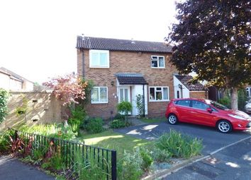 Thumbnail 2 bed end terrace house for sale in Bearwood, Bournemouth, Dorset