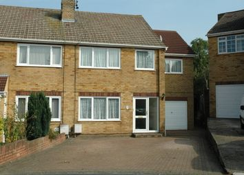 Ediva Road, Meopham, Gravesend DA13. 3 bed terraced house