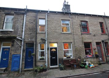 Thumbnail Terraced house for sale in Melbourne Street, Off Hangingroyd Road, Hebden Bridge