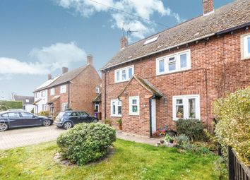 Thumbnail 4 bed semi-detached house for sale in Francis Road, Hinxworth, Baldock