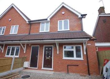 Thumbnail 3 bed end terrace house for sale in Kirby Road, Basildon, Essex