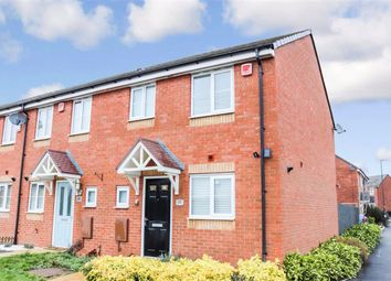 3 bed end terrace house for sale in Cygnet Avenue, Nuneaton CV10