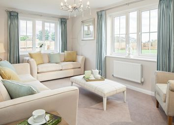 "Thumbnail 3 bedroom semi-detached house for sale in ""Morpeth"" at Summerleaze Crescent, Taunton"