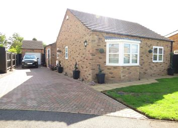 Thumbnail 3 bed detached bungalow for sale in Cavalry Drive, March