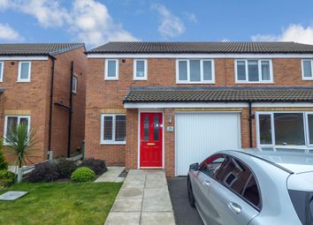 Thumbnail 3 bed semi-detached house for sale in Buckthorn Crescent, Stockton-On-Tees