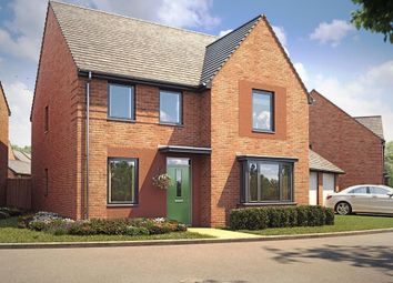 """Thumbnail 4 bedroom detached house for sale in """"Holden"""" at Langaton Lane, Pinhoe, Exeter"""