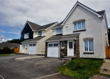 Thumbnail 4 bed detached house for sale in Grass Valley Park, Bodmin