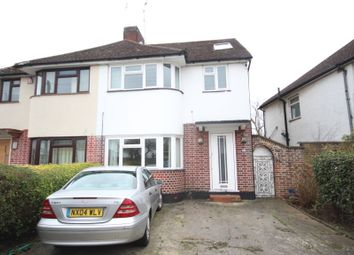 Thumbnail 4 bed semi-detached house for sale in Oakhampton Road, Mill Hill