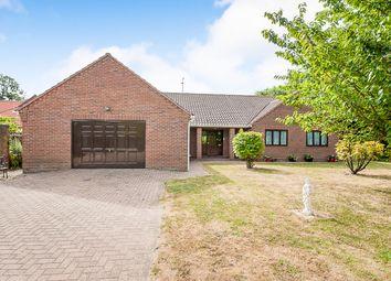 Thumbnail 3 bed detached bungalow for sale in Delph Fields, Long Sutton, Spalding