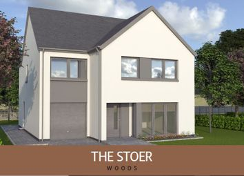 Thumbnail 4 bed detached house for sale in Plot 1 Stoer, The Woods, Sunnyside Estate, Montrose
