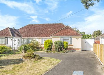 Thumbnail 3 bed semi-detached bungalow for sale in Wicket Road, Bournemouth, Dorset