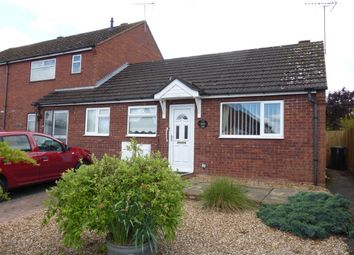 Thumbnail 2 bed bungalow to rent in Grosmont Grove, Hereford