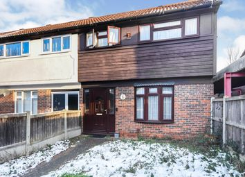 2 bed terraced house for sale in Parkside, Pitsea, Basildon SS13
