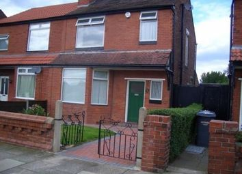 Thumbnail 4 bed terraced house to rent in Finchley Road, Fallowfield, Manchester
