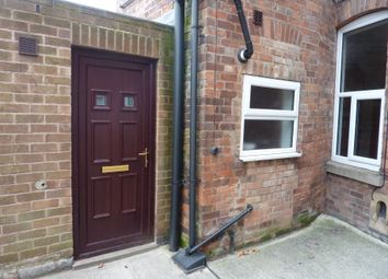 Thumbnail 1 bed flat to rent in Bancroft, Barrack Lane, Nottingham