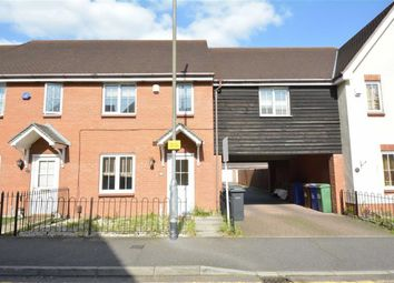 4 bed end terrace house for sale in Hedingham Road, Chafford Hundred, Essex RM16