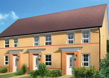 "Thumbnail 2 bed semi-detached house for sale in ""Ashford"" at Akron Drive, Wolverhampton"