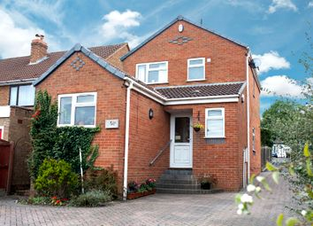 Thumbnail 3 bed detached house for sale in Peterbrook Road, Shirley, Solihull