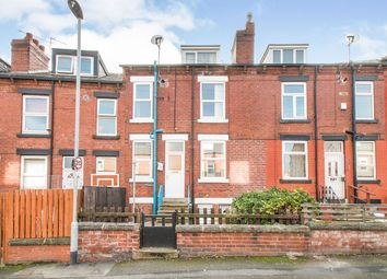 Thumbnail 2 bed terraced house for sale in Garnet Terrace, Leeds, West Yorkshire