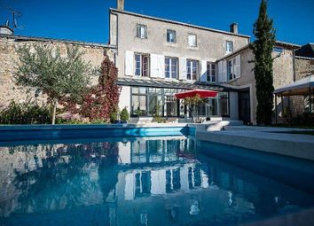 Thumbnail 6 bed country house for sale in 86400 Civray, France