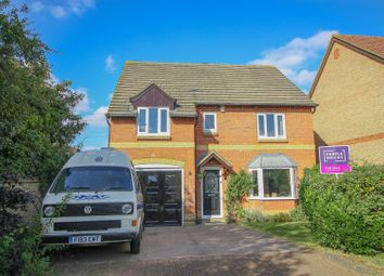 Thumbnail 4 bed detached house for sale in Arundel Road, Bedford