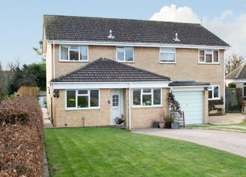 Thumbnail 4 bed semi-detached house for sale in Orchard Road, Alderton, Tewkesbury