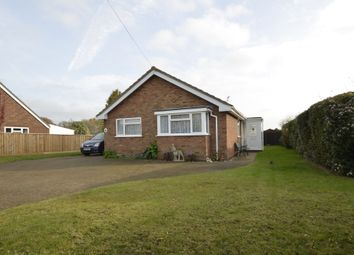 Thumbnail 4 bed detached bungalow for sale in Cordys Lane, Trimley St Mary, Felixstowe, Suffolk