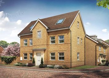 "Thumbnail 4 bedroom detached house for sale in ""Hesketh"" at Briggington, Leighton Buzzard"