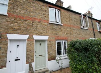 Thumbnail 2 bed cottage to rent in York Road, Kingston Upon Thames