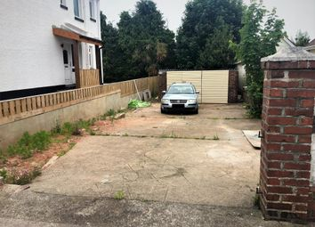 Thumbnail Commercial property for sale in Garage/Store At 37A Morin Road, Paignton, Devon