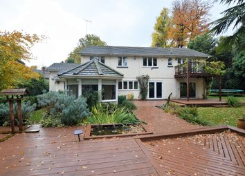 Thumbnail 5 bedroom detached house to rent in Prior Croft Close, Camberley