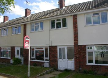 Thumbnail 3 bed terraced house for sale in 5 Agate Close, Ipswich, Suffolk