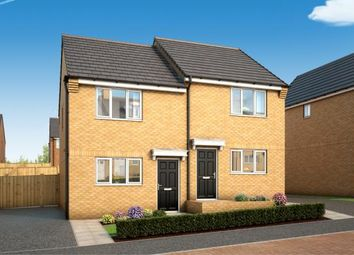 "Thumbnail 2 bed property for sale in ""The Halstead At Affinity, Leeds"" at South Parkway, Seacroft, Leeds"