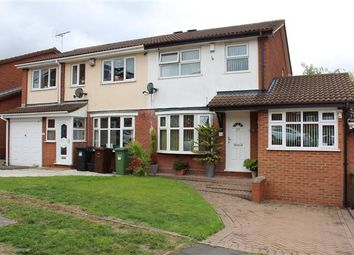 Thumbnail 3 bed semi-detached house for sale in Whittleford Grove, Castle Bromwich, Birmingham