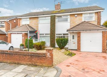 Thumbnail 3 bedroom semi-detached house for sale in Mallory Grove, St. Helens, Merseyside