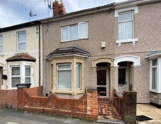 Thumbnail 3 bed terraced house for sale in Rayfield Grove, Swindon