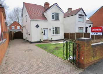 Thumbnail 3 bed detached house for sale in Huntington Terrace Road, Cannock