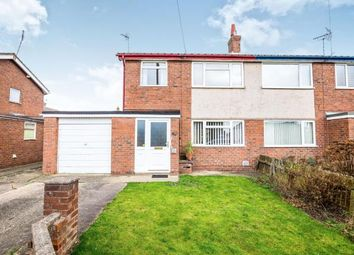 Thumbnail 3 bed semi-detached house for sale in Church Road, Buckley, Flintshire