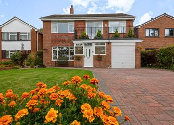 Thumbnail 4 bed detached house for sale in Brookfield Gardens, Sarisbury Green, Southampton