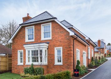 Thumbnail 3 bed detached house for sale in Headbourne Worthy, Winchester, Hampshire