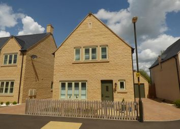 Thumbnail 3 bed property for sale in Old Railway Close, Lechlade