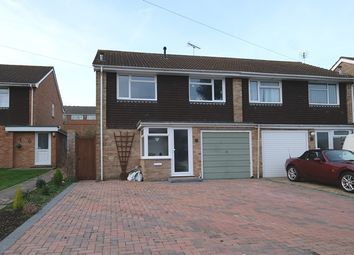 Thumbnail 3 bed semi-detached house for sale in Whittington Close, Marchwood