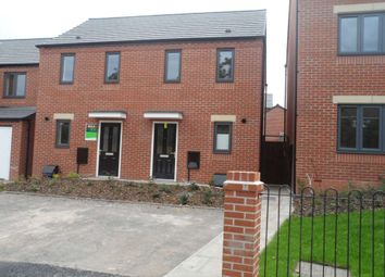 Thumbnail 2 bed semi-detached house to rent in Kirkwall Crescent, Wolverhampton