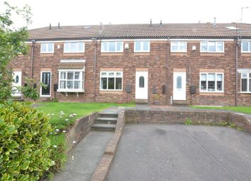 Thumbnail 3 bed terraced house for sale in Lilburn Close, East Boldon